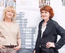 Архитектурын дээд шагналыг хамтдаа хүртсэн анхны хоёр эмэгтэй