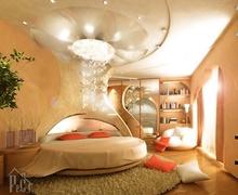 Бүсгүй таны унтлагын өрөөний төгс шийдэл