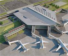 """Шинэ нисэх онгоцны буудлыг """"Чингис хаан"""" гэж нэрлэжээ"""
