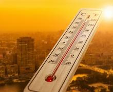 Гадна агаарын температурын судалгаа