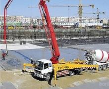 Цутгамал төмөр бетон арагт бүтээцийн ажил