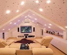 Байшингыхаа мансардыг гэрийн театр болговол...