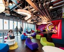 "Оффис аялал:  ""Google"" компанийн Израиль дахь тансаг оффис"