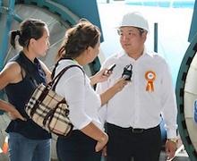 А.Амар-Отгон: Хаягдал үнсийг хийт хөнгөн бетоны үйлдвэрлэлд нэвтрүүлж, эко бүтээгдэхүүн үйлдвэрлэж байна