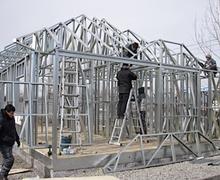 Нугалмал хөнгөн төмөр ган каркасан барилгын давуу талууд