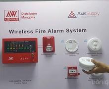 ASENWARE Wireless галын дохиоллын систем хэрхэн ажилладаг вэ?
