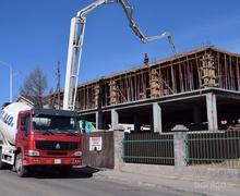 Цутгамал бетон ба төмөр бетон барилга, байгууламж барихад үүсэх зарим асуудал