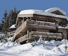 """Альпийн нуруун дахь """"Хархорин"""" амралтын сууц"""