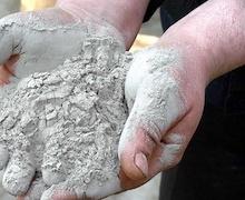 Цав гарсан цементийн бизнес