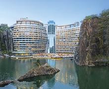 """""""Wonderland hotel""""  барилгын инженерчлэлийн гайхамшиг /Цуврал 2/"""