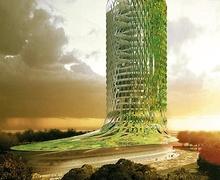 """Хүн төрлөхтний гайхамшигт бүтээн байгуулалт """" Ногоон хот """" сүндэрлэнэ"""