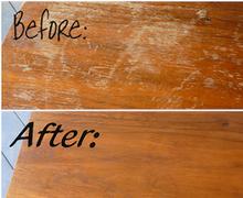 Хуучирсан мебелийн өнгийг сэргээх энгийн арга