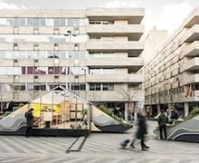 Испани: Хот байгуулалтын шинэ төлөвлөлт