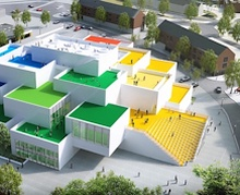 Хамгийн том ЛЕГО барилгыг энэ намар ашиглалтад оруулна