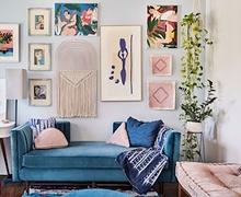 Загвар зохион бүтээгч, интерьер дизайнер Дани Нагелийн Бичвуд дэх гоёмсог гэр