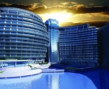 """""""Wonderland hotel""""  барилгын инженерчлэлийн гайхамшиг"""