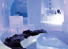 Мөсөн зочид буудал