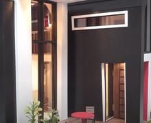 Жижиг загварын гайхамшигтай байшинг барих арга
