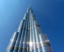 """Тэнгэр баганадсан """"Burj Khalifa"""""""
