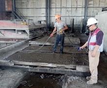 Б. Анхбаяр: Дулааны шугам сүлжээний төмөр бетон хийц эдлэлийн 50% -ийг хангаж байна