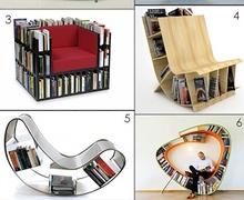 Өвөрмөц номын тавиур