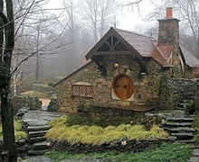 Хоббитуудын байшин