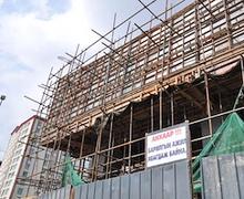 Барилга, байгууламжийн барилгын ажлыг эхлүүлэх, үргэлжлүүлэх зөвшөөрөл