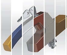 Италийн GIESSE брэндийн шинэ загварын тоноглолтой хаалга цонх