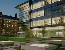 Харвардийн их сургуулийн шинэ байрууд