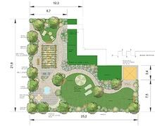 Нэг айлын сууцны архитектур төлөвлөлт ба эко орчин