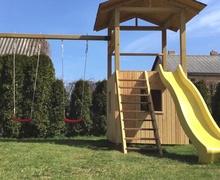 Хүүхдийн тоглоомын талбайг өөрсдөө хийцгээе