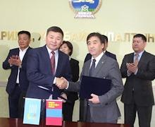 БХБЯ, Монголын Барилгын Үндэсний Ассоциацитай хамтран ажиллана