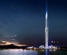 Харагдаггүй өндөр цамхаг Өмнөд Солонгосд баригдаж байна