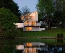 Robert Gurney архитекторын бүтээсэн орчин үеийн хаус
