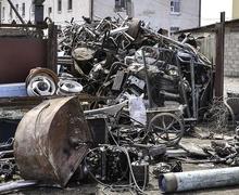 Нэг тонн хаягдал төмрийг 160000 төгрөгөөр авна
