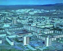 Монголын архитектур, хот байгуулалтын түүхэн тойм