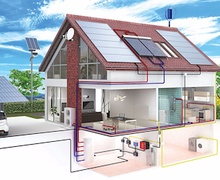 Эрчим хүчний хэмнэлттэй амины орон сууцны төлөвлөлт