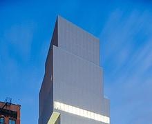Дөрвөлжин шоо метрүүдийг хөдөлгөөнд оруулан хийсэн өвөрмөц барилга