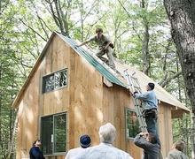 Зуслангийн байшин барих хялбар арга
