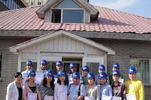 """МБИХолбоо залуу инженерүүдэд зориулсан """"Шинэ инженер"""" сургалт зохион байгууллаа."""