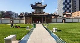"""""""Чойжин ламын сүм"""" музейг сэргээн засварлахаар боллоо"""