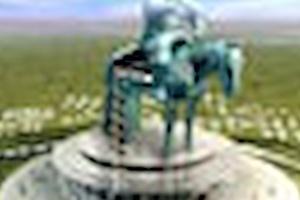 Их Эзэн Чингис хааны морьт хөшөөний эхний хэсэг ашиглалтанд оржээ