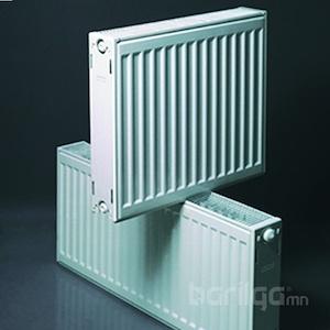 Ган хэвлэмэл радиатор