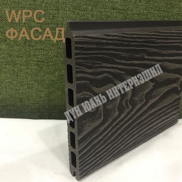 WPC фасад