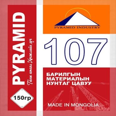 Пирамид 107 /Нунтаг цавуу/