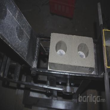 Бетон болон шавар тоосго хэвлэх төхөөрөмж
