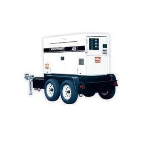 WhisperWatt - Towable Generator DCA 45SSIU