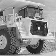Terex TR100 Dump Truck