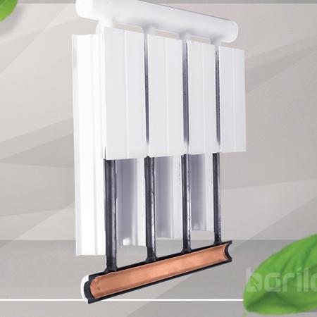 Дулаанаа өсгөх чадамж бүхий Үүлэн технологид суурилсан Зэс голтой радиатор