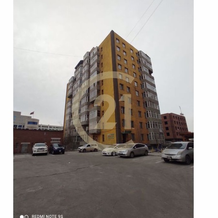 СХД, 1-р хороолол, Москва хороололд 56мкв 2 өрөө байр худалдана.